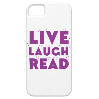 live laugh read iPhone 5 case
