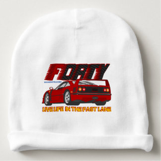 LIVE_LIFE_IN_THE_FAST_LANE: forty Baby Beanie