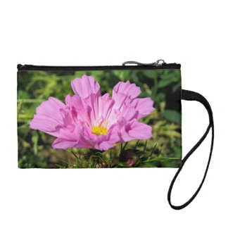 'Live Life in the Garden' Flower Coin Purses