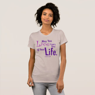 Live Lifefun+quote,inspirational+quote,jonathan+sw T-Shirt