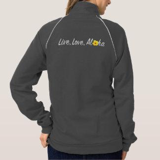 Live, Love, Aloha Track Jacket