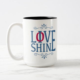 Live Love and Shine Coffee Mug