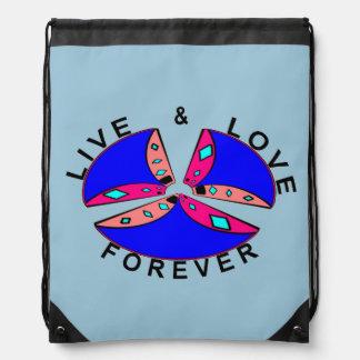 LIVE - LOVE BACKPACKS