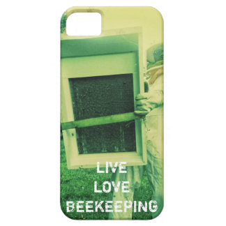 Live Love Beekeeping iPhone Case iPhone 5 Covers