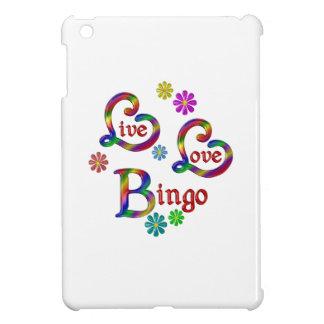 Live Love Bingo Case For The iPad Mini