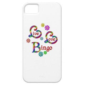 Live Love Bingo iPhone 5 Case