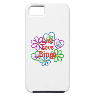Live Love Bingo iPhone 5 Case