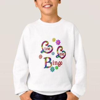 Live Love Bingo Sweatshirt