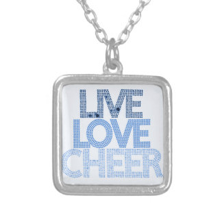Live Love Cheer - Necklace
