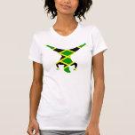 LIVE LOVE DANCE - Afrodancehall.com Tee Shirt