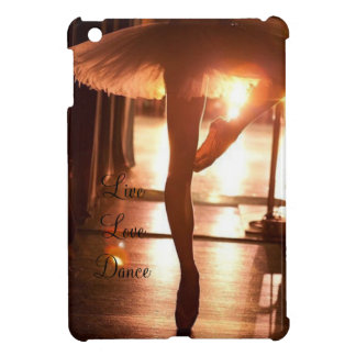 Live Love Dance - Ballet iPad Mini Cases Case For The iPad Mini