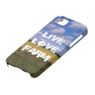 Live Love Farm iPhone Case