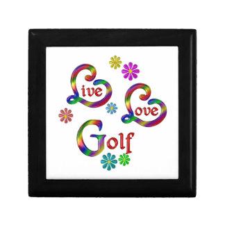 Live Love Golf Gift Box
