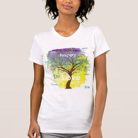 Live Love Grow T-Shirt