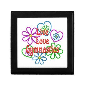 Live Love Gymnastics Gift Box