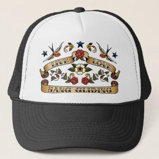 Live Love Hang Gliding Trucker Hat