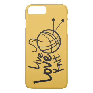 Live Love Knit | Knitting iPhone 8 Plus/7 Plus Case