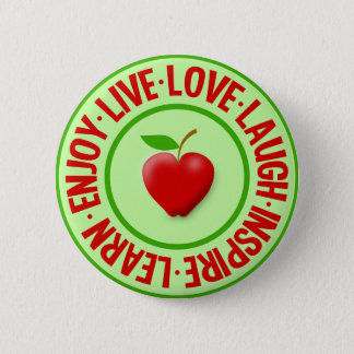 LIVE LOVE LAUGH ... button