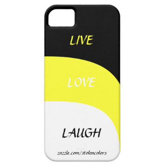 Live Love Laugh Iphone 5 iPhone 5 Cover