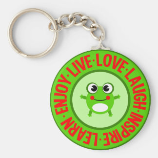LIVE LOVE LAUGH ... key chain