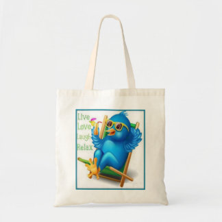 live love laugh relax bag