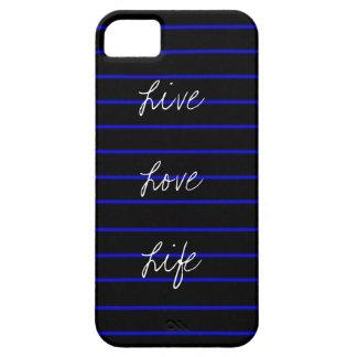Live love life phone case