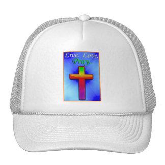Live Love Pray (#1) Trucker Hat