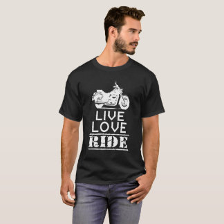 LIVE - LOVE - RIDE T-Shirt