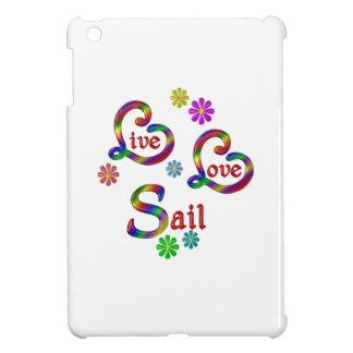 Live Love Sail Case For The iPad Mini