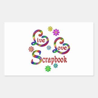 Live Love Scrapbook