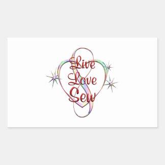 Live Love Sew