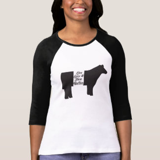 Live, Love & Show Belties T-Shirt