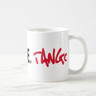 Live Love Tango cool design! Coffee Mug