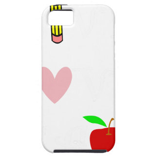 live love teach4 case for the iPhone 5