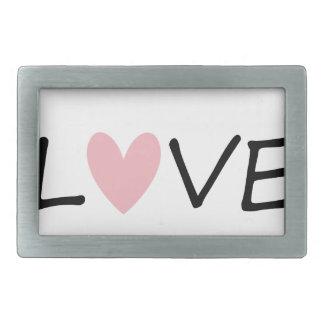 live love teach belt buckles