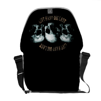 Live nearly - which read messenger bag