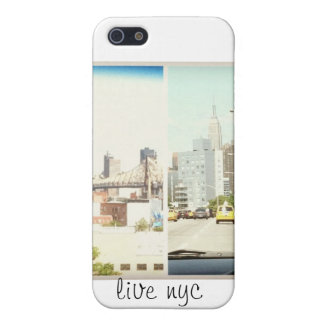 Live NYC iPhone Case iPhone 5 Covers