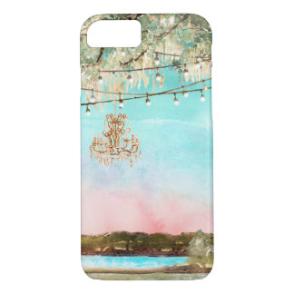 Live Oak and Chandelier Phone Case
