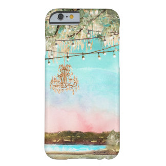 Live Oak and Chandelier Phone Case Barely There iPhone 6 Case