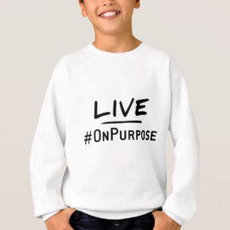 Live OnPurpose Apparell Sweatshirt