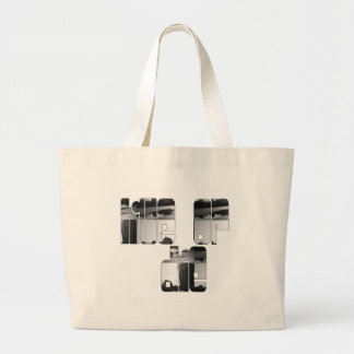 LIVE OR THE JUMBO TOTE BAG