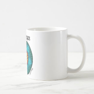 Live Peace Coffee Mug