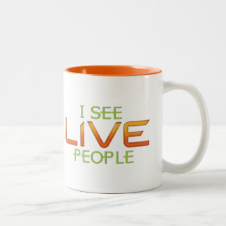 Live People mug