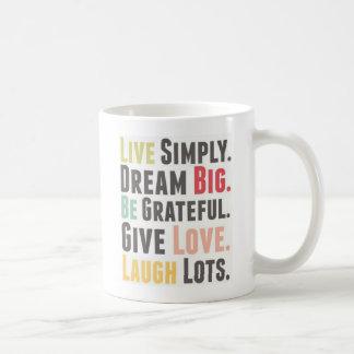Live sees laugh coffee mug