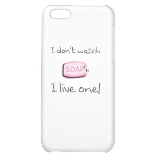 live soap iPhone 5C cases