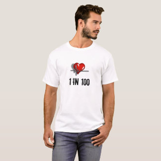 Live Strong CHD and Heart Disease Awearness T-Shirt