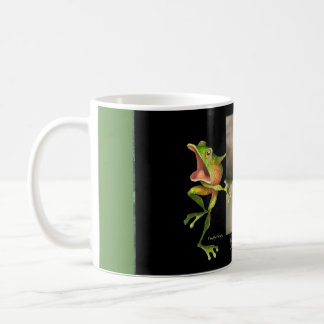 Live the Song in Your Heart! cup with FreddyFrog