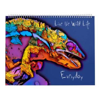 Live the Wild Life / Calendar
