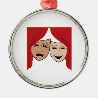 LIVE THEATER CHRISTMAS TREE ORNAMENTS