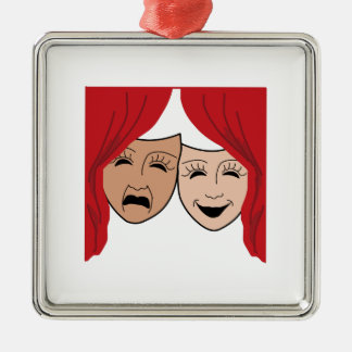 LIVE THEATER CHRISTMAS ORNAMENTS